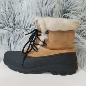 Sorel Womens Snow Angel Boots